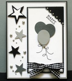 Crooked Card Creations - Home - Happy Birthday!