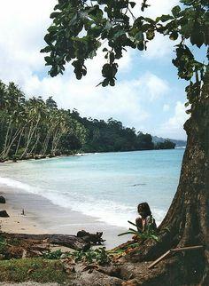 Saparua//Saparua est une petite île à l'est de Haruku dans la province indonésienne des Moluques. Sa superficie est de 190 km². Sa population est de 32312 habitants, suivant le recensement de 2010. Saparua est une île coralienne qui a la forme d'un papillon. Wikipédia