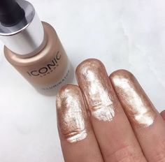 Image result for iconic london illuminator drops Makeup Drop, Diy Makeup, Beauty Makeup, Makeup 101, Makeup Stuff, Beauty Skin, Illuminator Makeup, Highlighter Makeup, Highlighters
