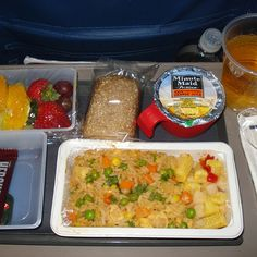 Fried Rice @ Delta Airlines