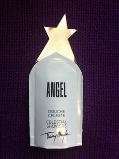 Thierry Mugler ANGEL Celestial Shower Gel. Convenient 10ml Travel size.