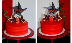 Ninja Birthday Party Ideas   Photo 1 of 11   Catch My Party