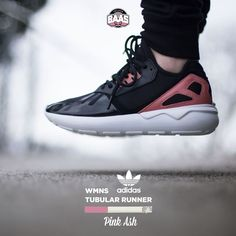 "#adidas #adidaswomans #tubular #runner #sneakerbaas #baasbovenbaas  Adidas WMNS Tubular Runner ""Pink Ash"" Now available online, priced at €119,99  For more info about your order please send an e-mail to webshop #sneakerbaas.com!"