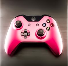 6000+ Mode Bad Boy Glossy Finish Modded Controllers Xbox One Pink