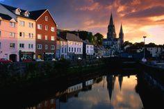 My lovely Cork. Ireland.