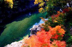 清流-奈良県:天川村