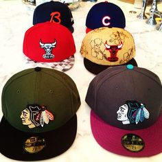 really digging these New Era hats!