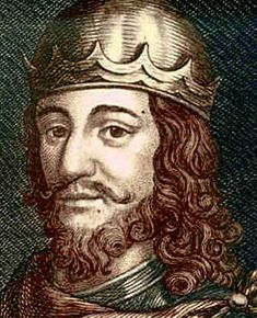 Robert I The Bruce King of Scotland - 19th Paternal Great Grandfather