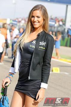 Paddock Girls del GP de Aragón 2016 - Sky VR46 Team
