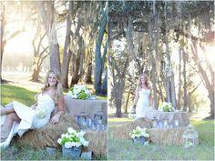 Rustic Bridal Inspiration