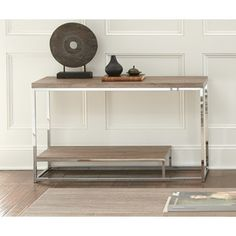 FREE SHIPPING! Shop Wayfair for Steve Silver Furniture Lucia Console Table - Great Deals on all Furniture products with the best selection to choose from!