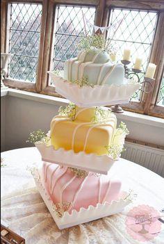 Fancy French Wedding Cake