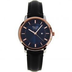 Alexandre Christie Female Watch 8576LSLTRBU Casual Watches, Female, Lady, Accessories, Women, Jewelry Accessories, Woman