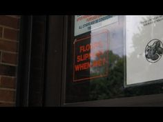 Floors Slippery When Wet http://www.youtube.com/watch?v=liMxLhECHZ8feature=youtube_gdata