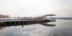 Gallery - BIG Designs Pier 6 Viewing Platform for Brooklyn's Waterfront - 16