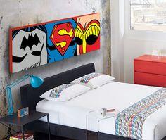 SuperFriends - Batman, Superman, Wonder Woman Best Buddies Digital Poster