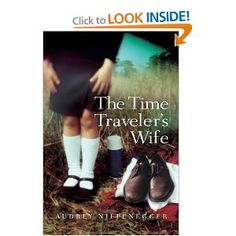 The Time Traveler's Wife:  Truthfully, I didn't actually read this book.  I TRIED to, but after about 50 pages, I cast it aside as being entirely too weird for my taste.  With so many books and so little time, why waste it trying to figure out what all the hoopla was about?