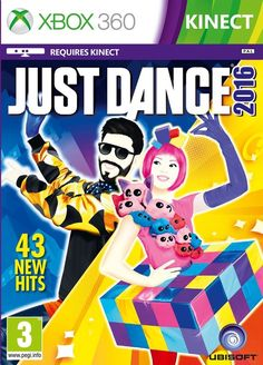 Just Dance 2016  Xbox 360 Kinect