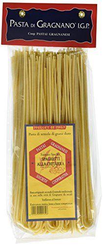Great Spaghetti alla Chitarra Pasta di Gragnano IGP 17.6 Oz