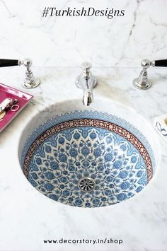 Intricate and gorgeous are what ‪#‎Turkish‬ designs are all about! Design Tips by Decor Story.
