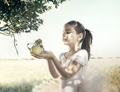 the green apple by Bettina  Tautzenberger on 500px