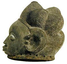 Yoruba gelede Headdress 31