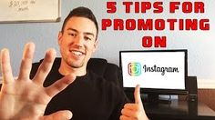 How To Use Instagram To Promote Your Business (5 TOP TIPS!!)