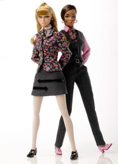Simply Simpatico Poppy Parker & Darla Darley Gift Set