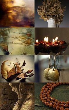 Moodboard with this lovely color palette. Collages, Colour Schemes, Color Combos, Beautiful Collage, Colour Board, Earth Tones, Autumn Leaves, Warm Autumn, Mood Boards