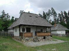 """Casă - atelier de olari; oraşul Horezu, jud. Vâlcea; Complexul Naţional Muzeal """"ASTRA"""" - Sibiu"""