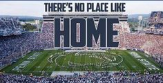 There's no place like home. ~ #PennState #BeaverStadium #HappyValley #PSU