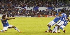 Gol marcado contra o Atlético na final do Mineiro de 2008 foi eleito como 'inesquecível' por Moreno (Renato Weil/EM/D.APress)
