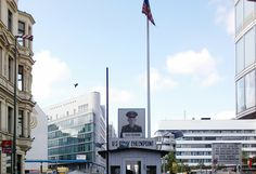 You are visiting Berlin only in 1 day. Check this list of things to do and experience the real Berlin. Checkpoint Charlie, 1 Day, Germany Travel, San Francisco Ferry, Berlin, Things To Do, Tourism, Building, Awesome