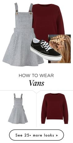 """""""beach"""" by lozzydutton01 on Polyvore featuring Vans"""