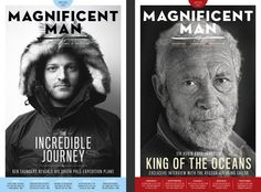 Magnificent Man on Behance