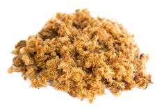 """""""Fluffy Meat,"""" or truly (Chinese) Pork Floss. Salty and sweet, fluffy, light and chewy. Man do I love this stuff!"""