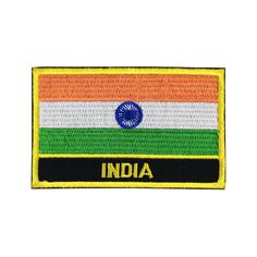 India Flag Patch Embroidered Patch Gold Border Iron On patch Sew on Patch Bag Patch patch iron on patch flag patch Nation Flag Gold Border Gold Border Patch Patches sew on patch Embroidered patch iron on patches India India patch India flag meet you on www.Fleckenworld.com