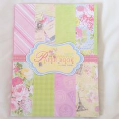 Lovely wrapping book