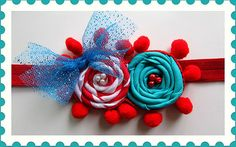 Carnival Headband by AppelillysGoodies on Etsy, $10.00