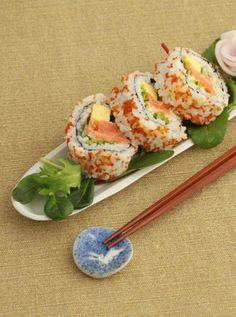 sushi rolls #Sushi #Sushimi
