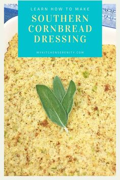 This easy Southern Cornbread Dressing recipe is so delicious and moist, you don't need to cover it up with gravy! Perfectly seasoned with onions and celery, sage, poultry seasoning, chicken broth, and cream of chicken soup. Serve this classic cornbread dressing as a Thanksgiving side dish or during the Christmas holidays. #holidaysidedishes #bestdressing Thanksgiving Food List, Thanksgiving Side Dishes, Southern Dressing Recipe, Best Easy Dinner Recipes, Special Recipes, Easy Cornbread Dressing, Campbell's Cream Of Chicken, Chicken Dressing, Southern Cooking Recipes