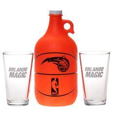 Orlando Magic Basketball Jug & Pint Glass Mixed Box Set - $34.99