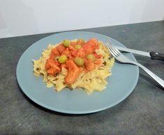 Recette Sauté de porc tomate olive par sophiso - recette de la catégorie Viandes