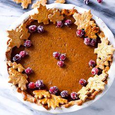 The Great Pumpkin Pie Recipe. This recipe bursts with bright pumpkin flavor and the secret ingredient puts it over the TOP! The Great Pumpkin Pie Recipe. This recipe bursts with bright pumpkin flavor and the secret ingredient puts it over the TOP! The Great Pumpkin Pie Recipe, Pumpkin Pie Recipes, Fall Recipes, Holiday Recipes, Pumpkin Pies, Best Pumpkin Pie Crust Recipe, Just Desserts, Dessert Recipes, Party Recipes