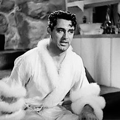 Cary Grant, a howling wilderness;