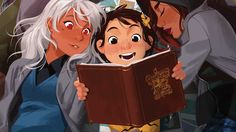 Weird Science DC Comics: Gotham Academy #16 Preview