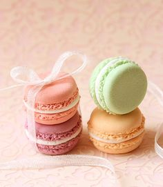 Macarons- no recipe #baking #cookies #Macaron #treat #Confectionery