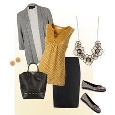 Work Outfit # 1 - Polyvore