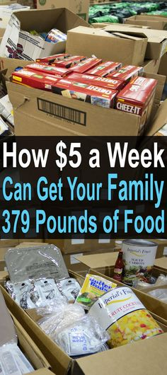 In this video, The Green Prepper proves that a little money and patience can lead to a huge stockpile of food. You just have to be consistent. Save Money On Groceries, Emergency Preparedness, Emergency Food, Emergency Preparation, Survival Food, Survival Prepping, Survival Skills, Frugal Meals, Budget Meals