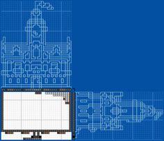 Minecraft Build House, Minecraft Castle Blueprints, Minecraft Buildings, Wood Slab, Wood Planks, Sandstone Slabs, Amazing Minecraft, Brick Fence, Wood Stairs